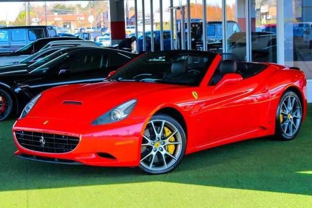 Ferrari California 2012 $119598.00 incacar.com
