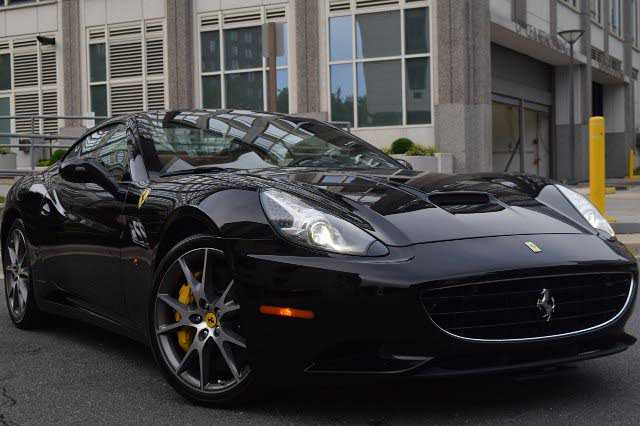 Ferrari California 2012 $103966.00 incacar.com