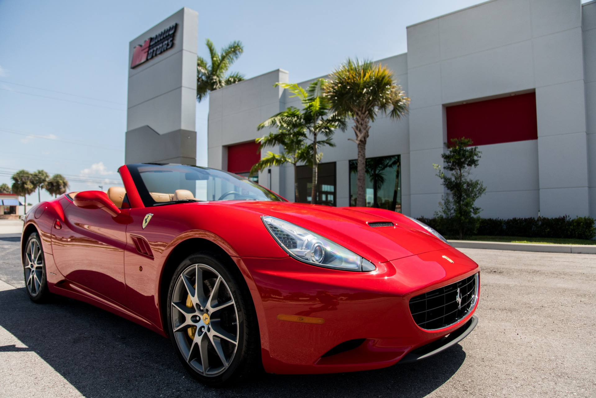 Ferrari California 2013 $114900.00 incacar.com