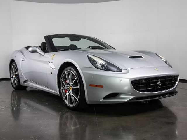 Ferrari California 2013 $129900.00 incacar.com