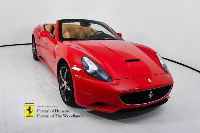 Ferrari California 2013 $119995.00 incacar.com