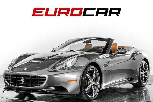 used Ferrari California 2013 vin: ZFF65TJA6D0193962