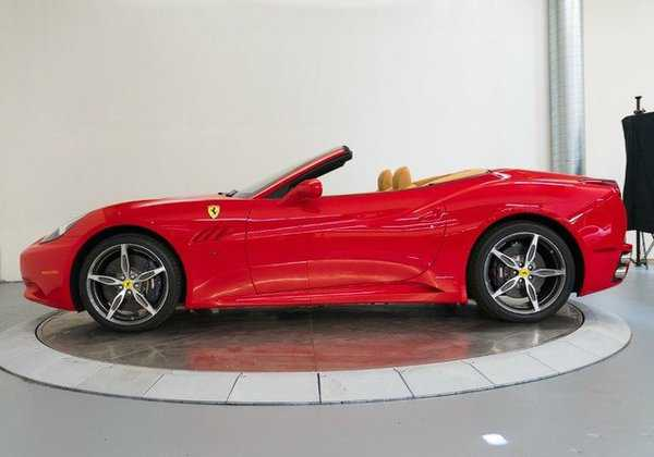 Ferrari California 2013 $135000.00 incacar.com