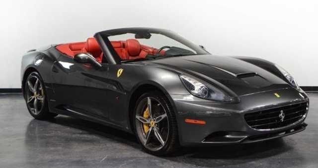 Ferrari California 2014 $135000.00 incacar.com