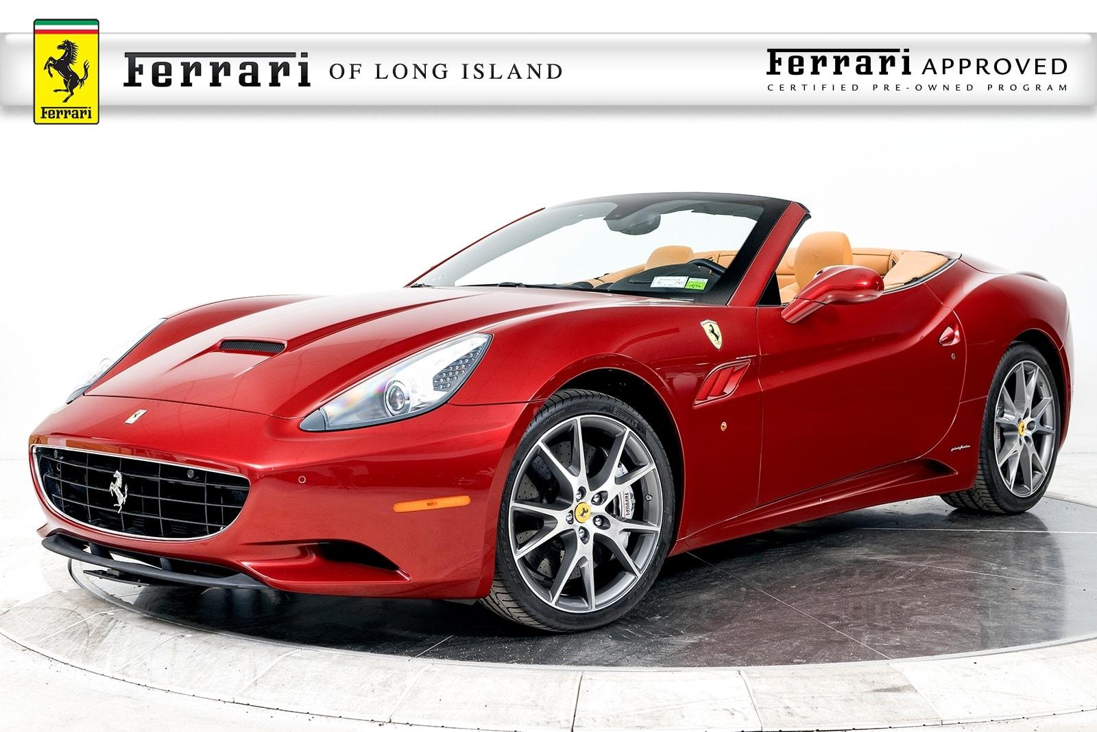 Ferrari California 2014 $142900.00 incacar.com