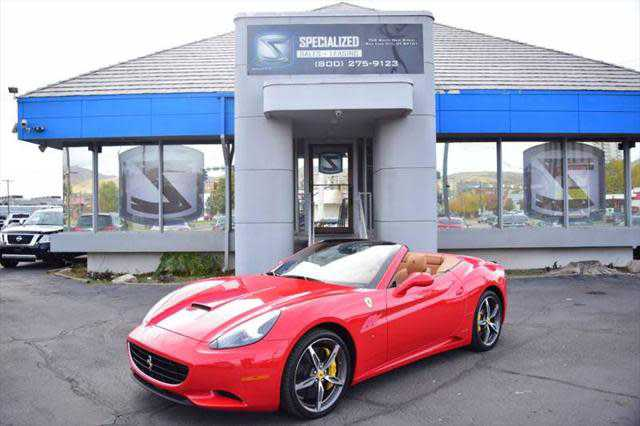 Ferrari California 2014 $124786.00 incacar.com