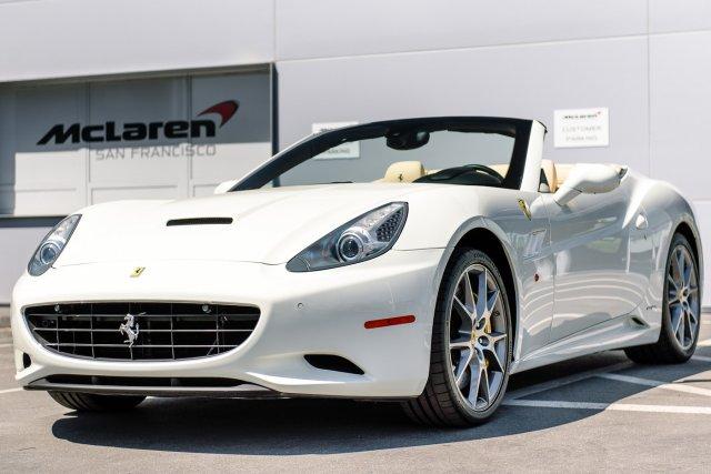 Ferrari California 2014 $139991.00 incacar.com