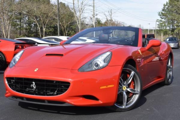 Ferrari California 2014 $119995.00 incacar.com