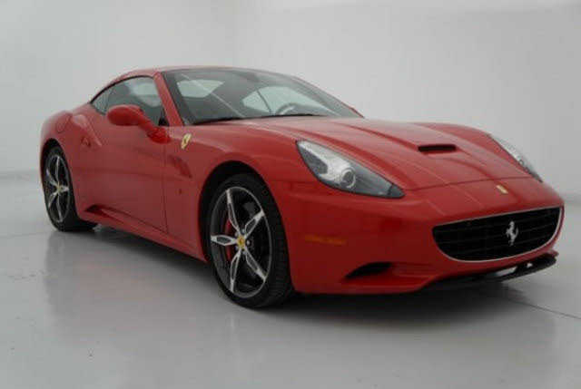 Ferrari California 2014 $129500.00 incacar.com