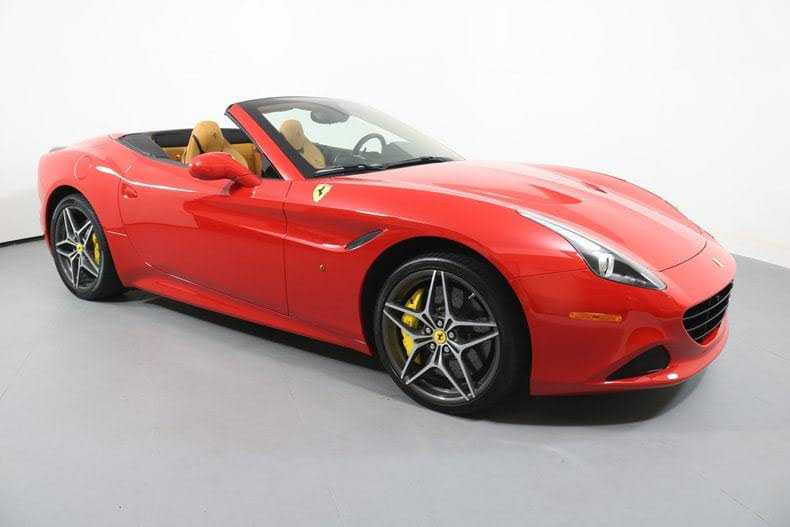 Ferrari California 2015 $149000.00 incacar.com