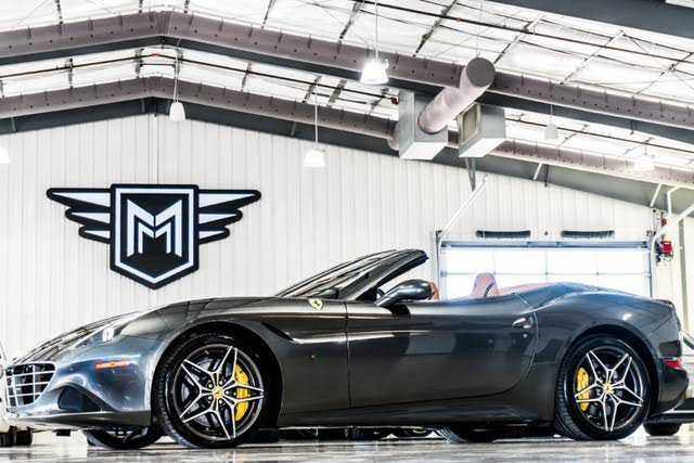 Ferrari California 2015 $154888.00 incacar.com