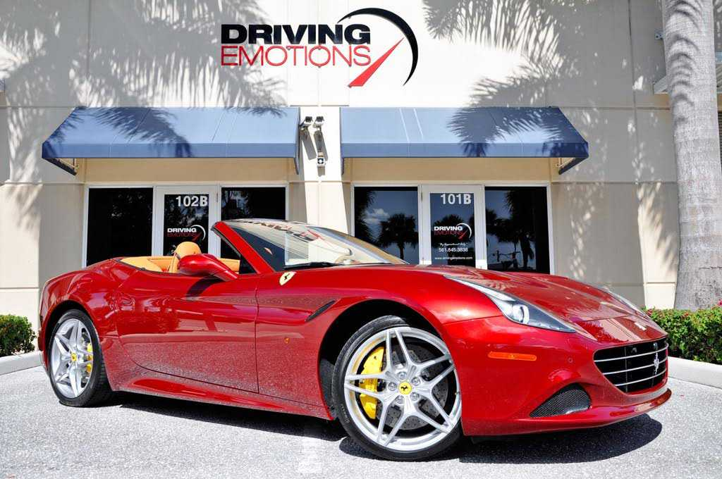 Ferrari California 2015 $159900.00 incacar.com