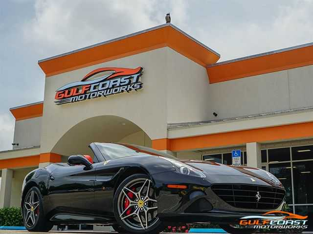 Ferrari California 2016 $159995.00 incacar.com