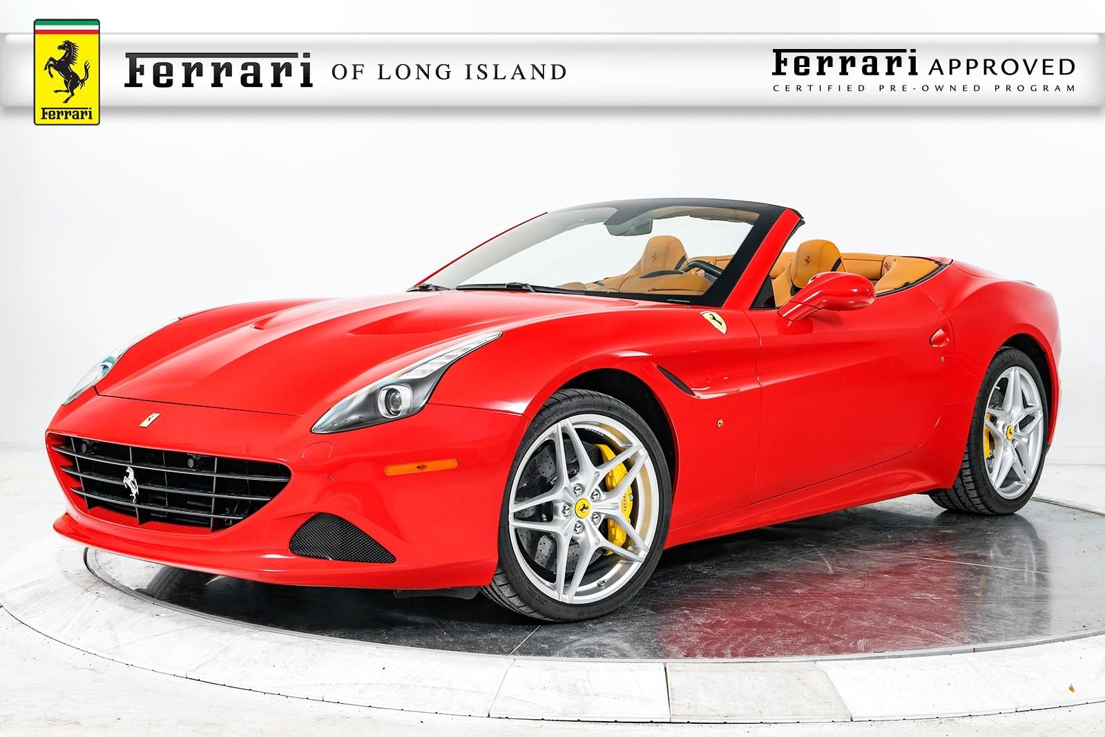 Ferrari California 2016 $199900.00 incacar.com