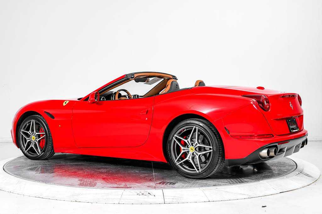 Ferrari California 2016 $149900.00 incacar.com