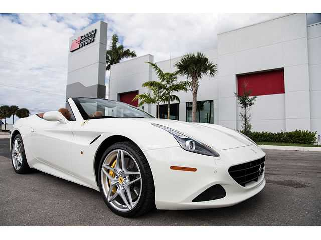 Ferrari California 2016 $164900.00 incacar.com