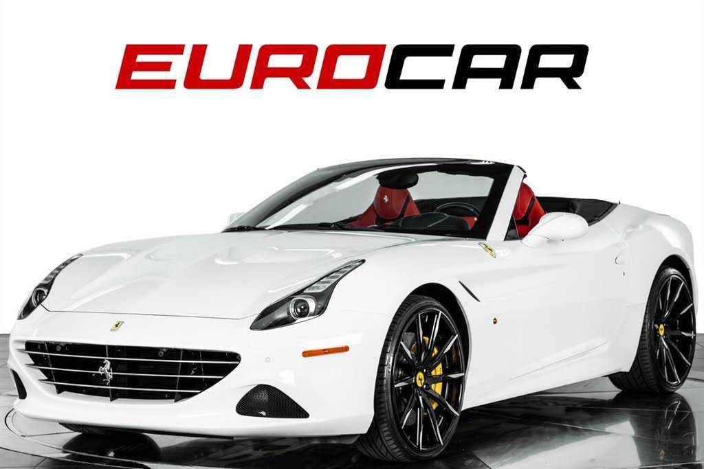 Ferrari California 2016 $164888.00 incacar.com