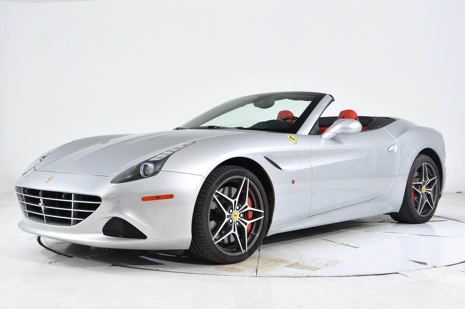 Ferrari California 2016 $184900.00 incacar.com