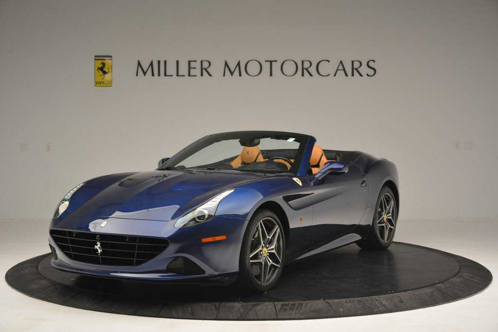 Ferrari California 2016 $171900.00 incacar.com