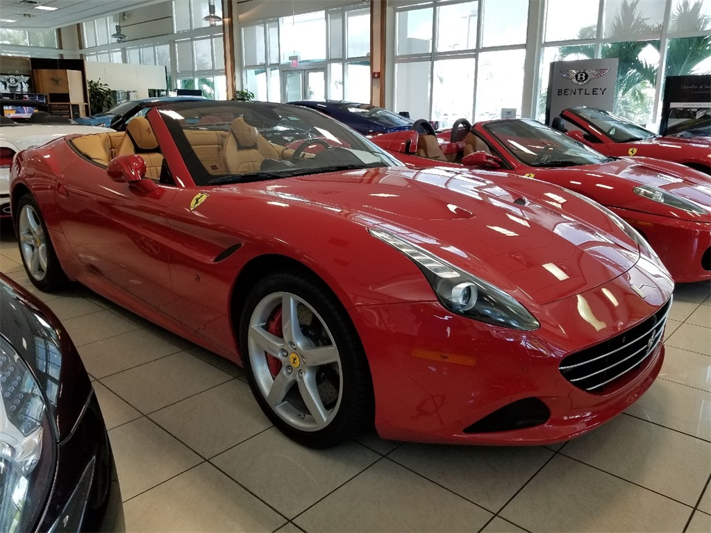 Ferrari California 2016 $169900.00 incacar.com