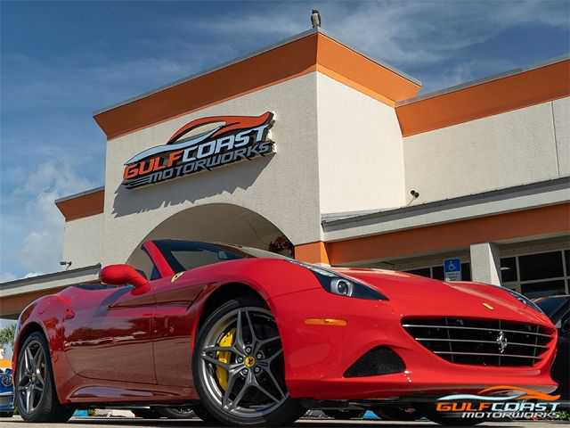 Ferrari California 2016 $159995.00 incacar.com