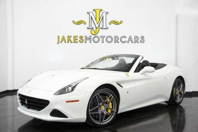 Ferrari California 2016 $169999.00 incacar.com