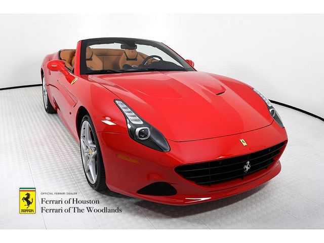 Ferrari California 2017 $179995.00 incacar.com