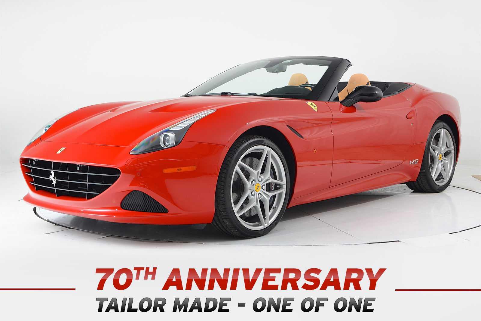 Ferrari California 2017 $364900.00 incacar.com