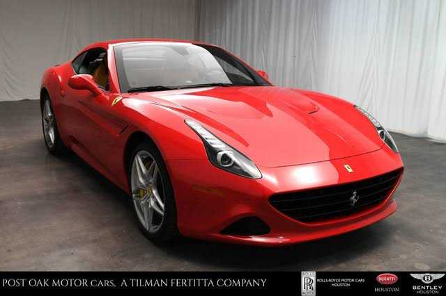Ferrari California 2017 $176950.00 incacar.com