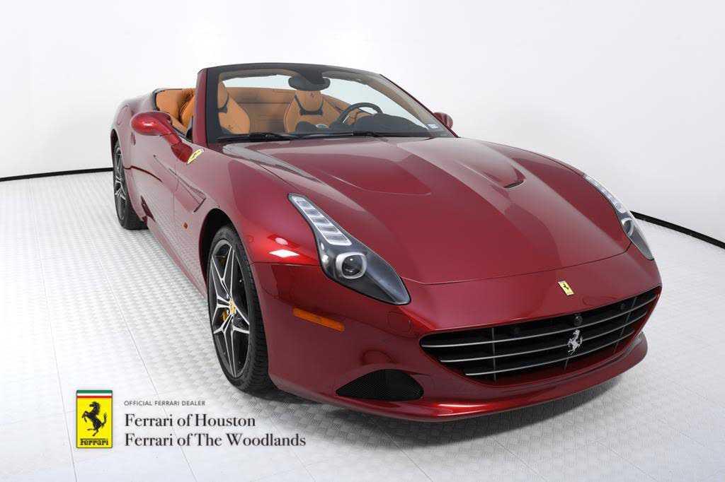 Ferrari California 2017 $194995.00 incacar.com