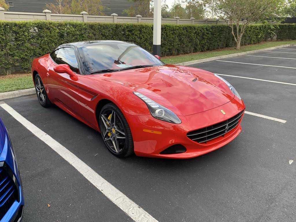 Ferrari California 2018 $209900.00 incacar.com