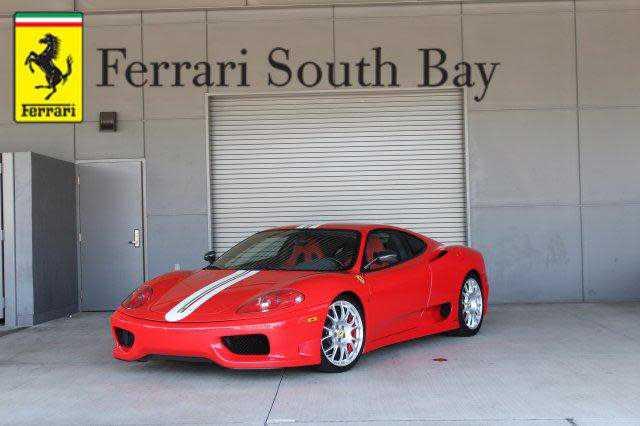 used Ferrari Challenge Stradale 2004 vin: ZFFDU57A640137677
