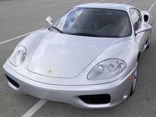 used Ferrari Challenge Stradale 2004 vin: ZFFDU57AX40133308