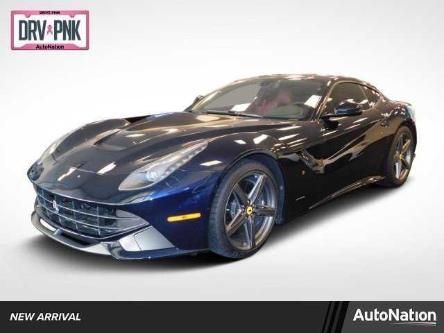 used Ferrari F12 Berlinetta 2013 vin: ZFF74UFA9D0195775