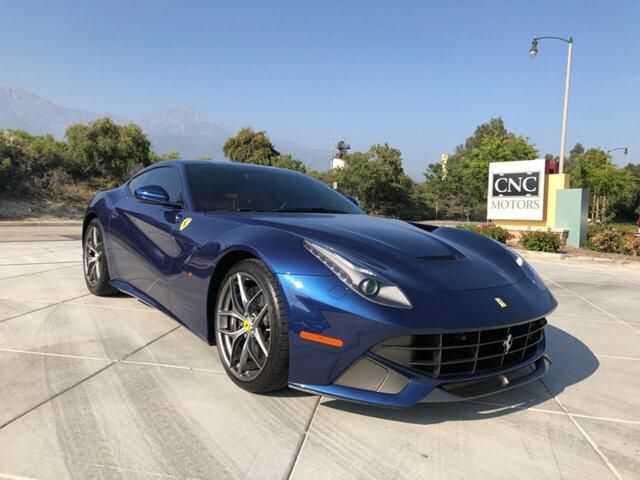 used Ferrari F12 Berlinetta 2013 vin: ZFF74UFAXD0193923