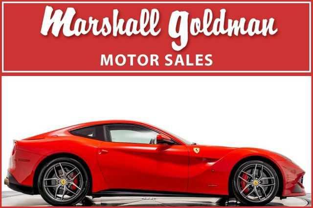 Ferrari F12 Berlinetta 2014 $227900.00 incacar.com