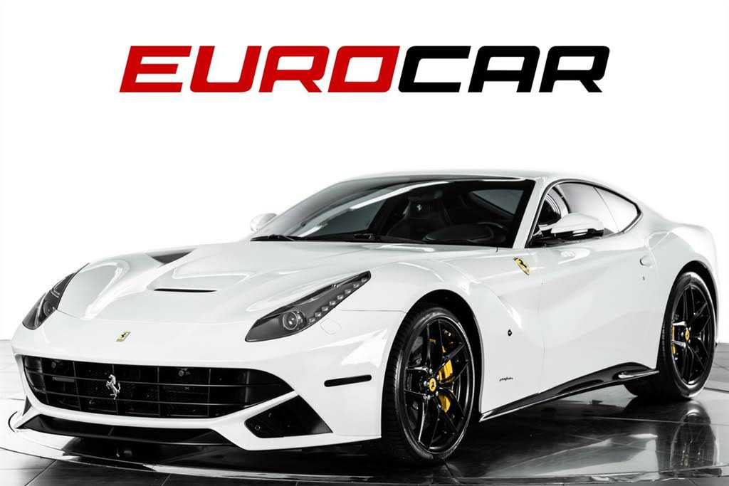 Ferrari F12 Berlinetta 2014 $238888.00 incacar.com