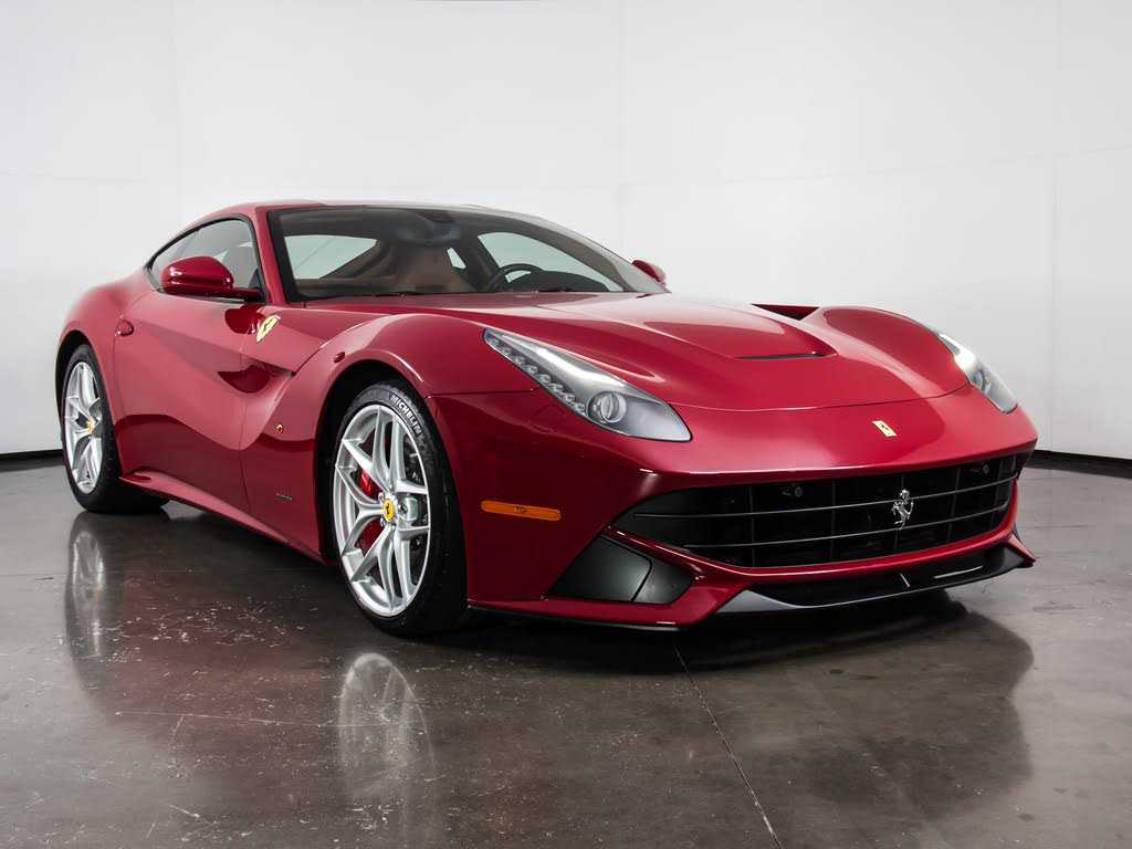 Ferrari F12 Berlinetta 2014 $234900.00 incacar.com