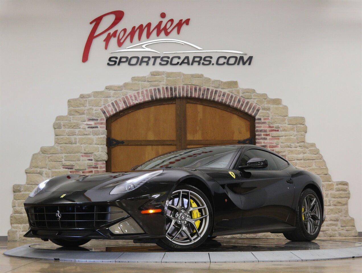 used Ferrari F12 Berlinetta 2014 vin: ZFF74UFA5E0199873