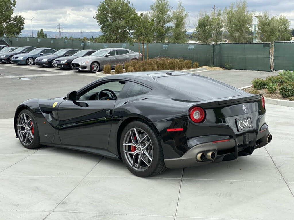 used Ferrari F12 Berlinetta 2014 vin: ZFF74UFA8E0196966