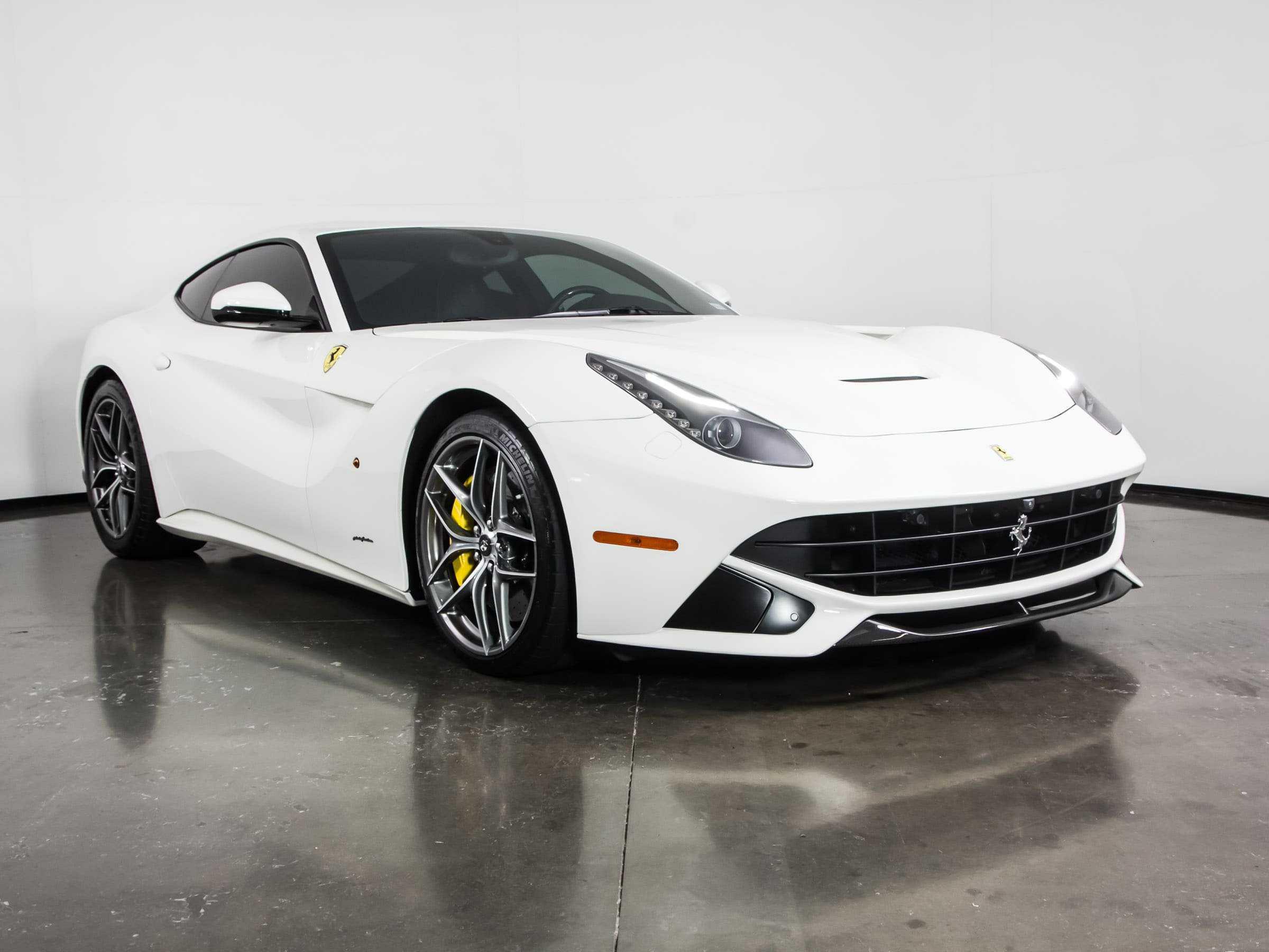 Ferrari F12 Berlinetta 2014 $244900.00 incacar.com
