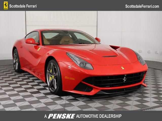Ferrari F12 Berlinetta 2014 $237459.00 incacar.com