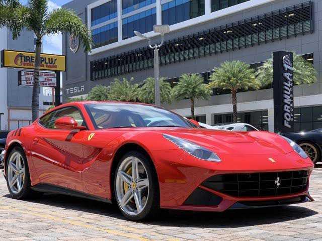 Ferrari F12 Berlinetta 2014 $239800.00 incacar.com