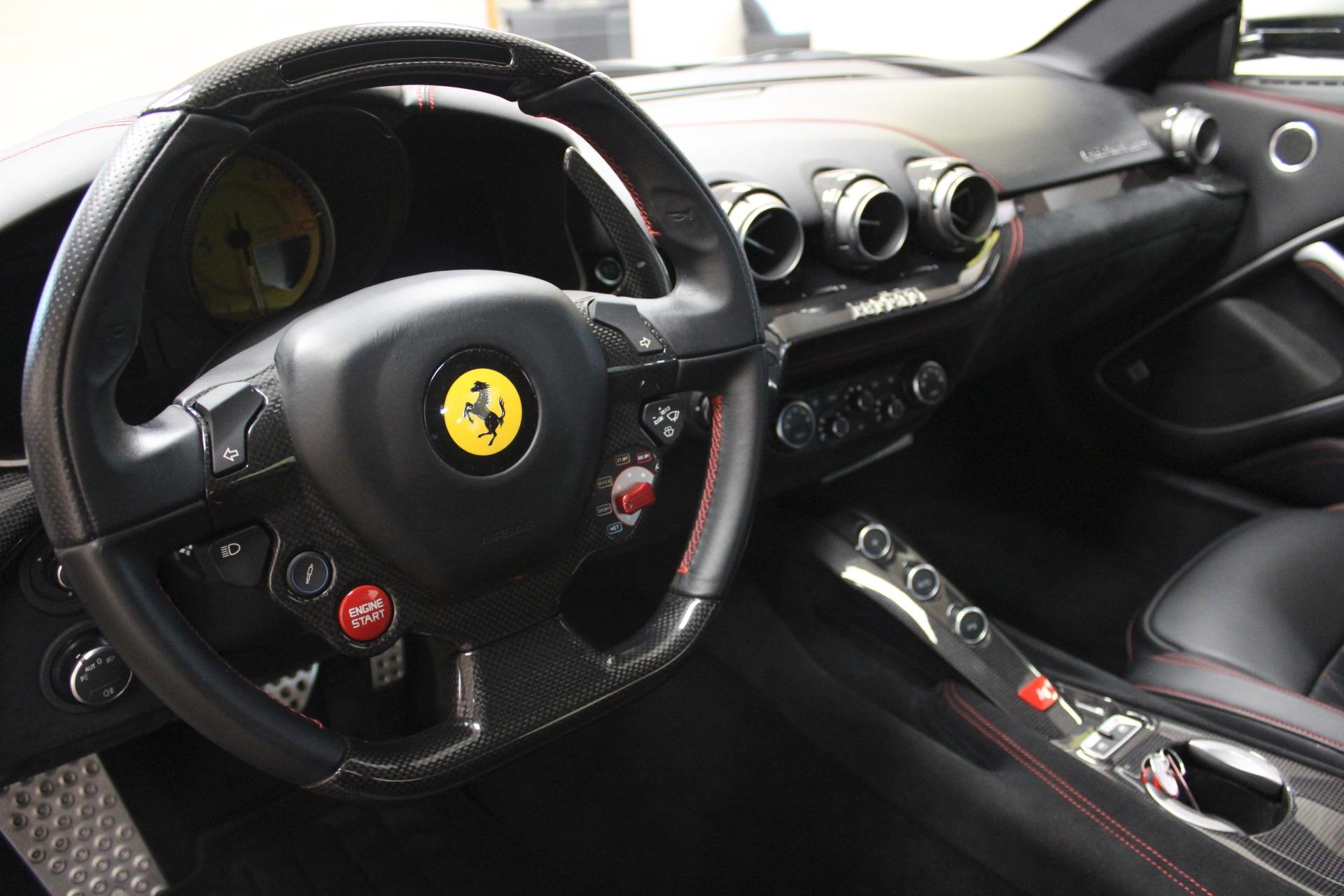 Ferrari F12 Berlinetta 2015 $269000.00 incacar.com