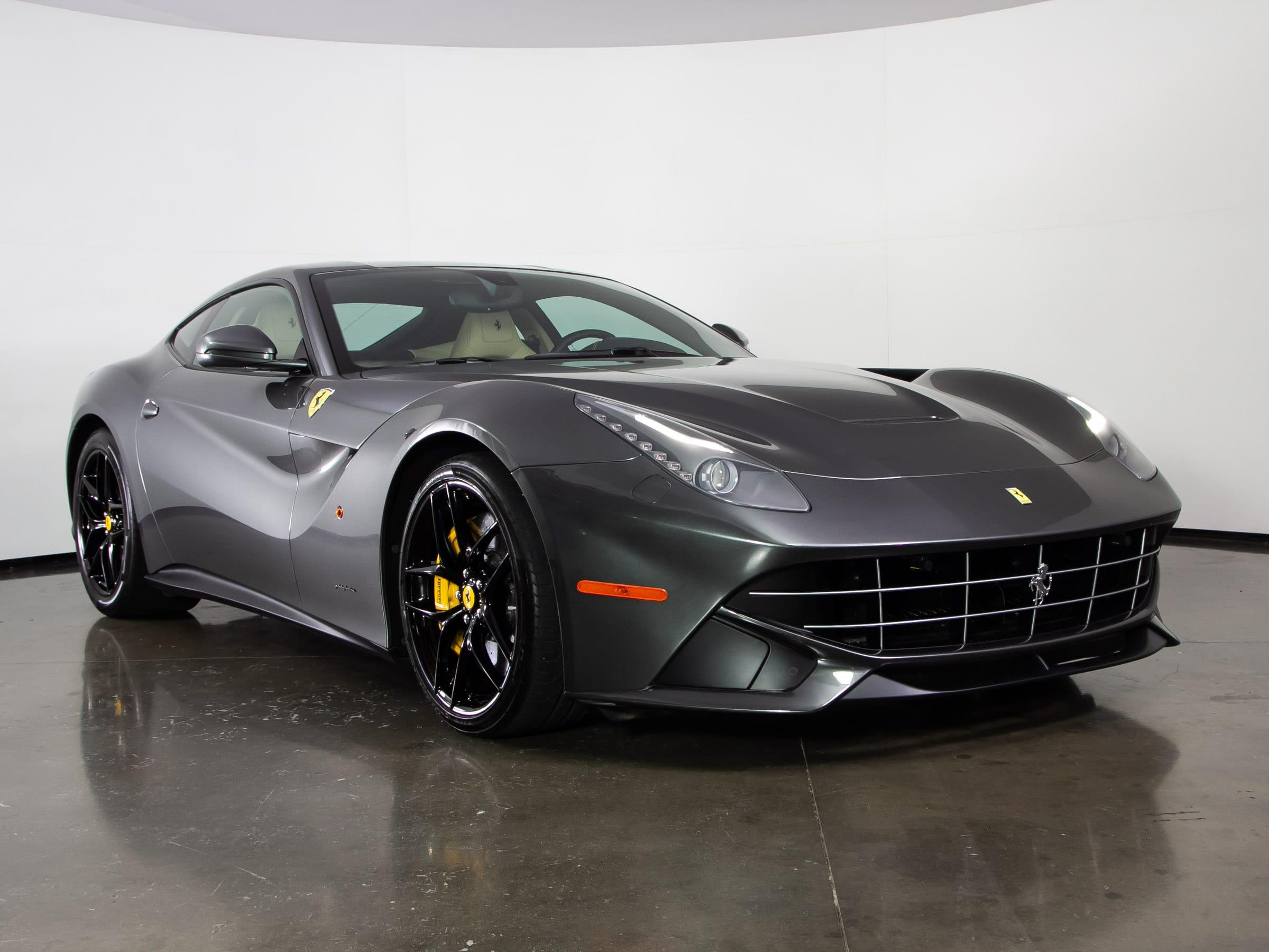 Ferrari F12 Berlinetta 2015 $264900.00 incacar.com