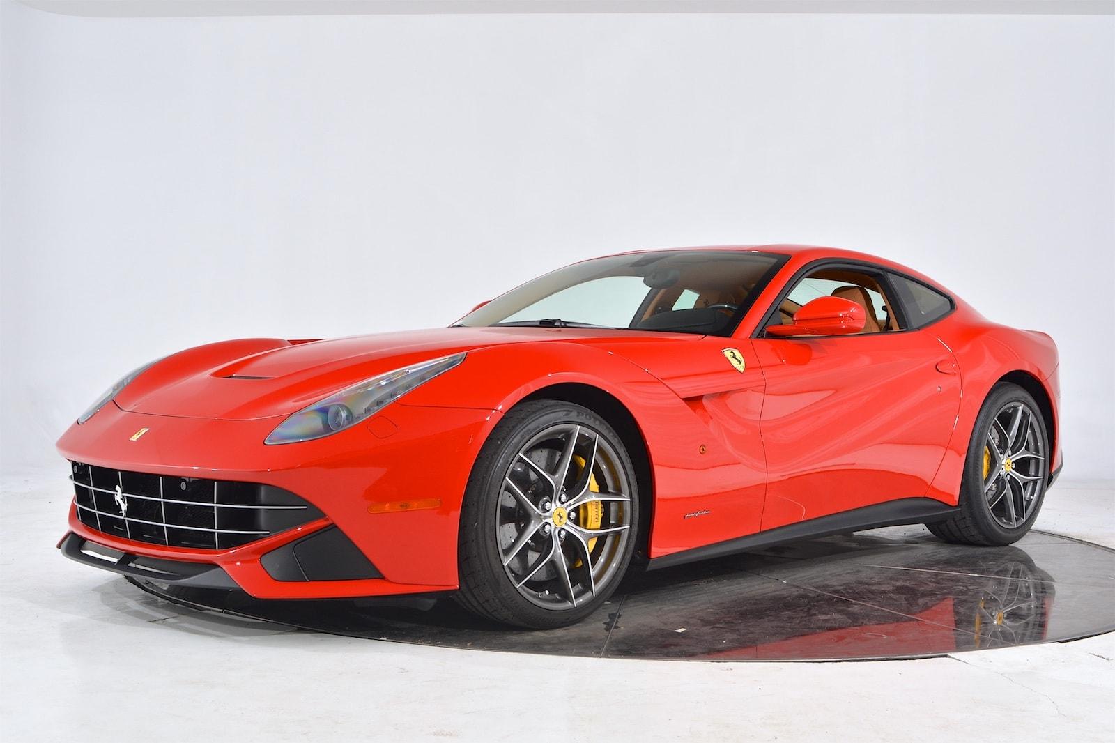 Ferrari F12 Berlinetta 2015 $259900.00 incacar.com