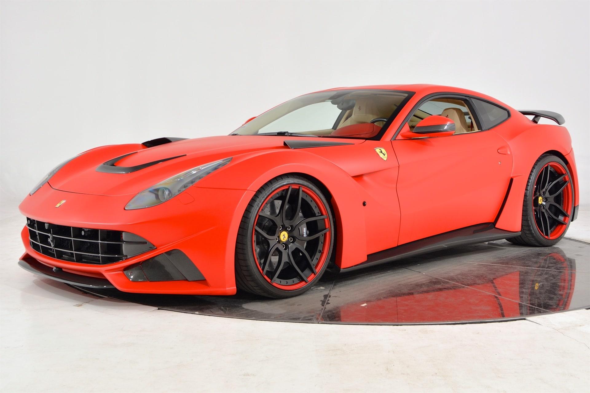 Ferrari F12 Berlinetta 2015 $499900.00 incacar.com
