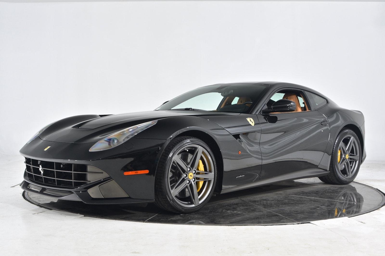 Ferrari F12 Berlinetta 2015 $249900.00 incacar.com
