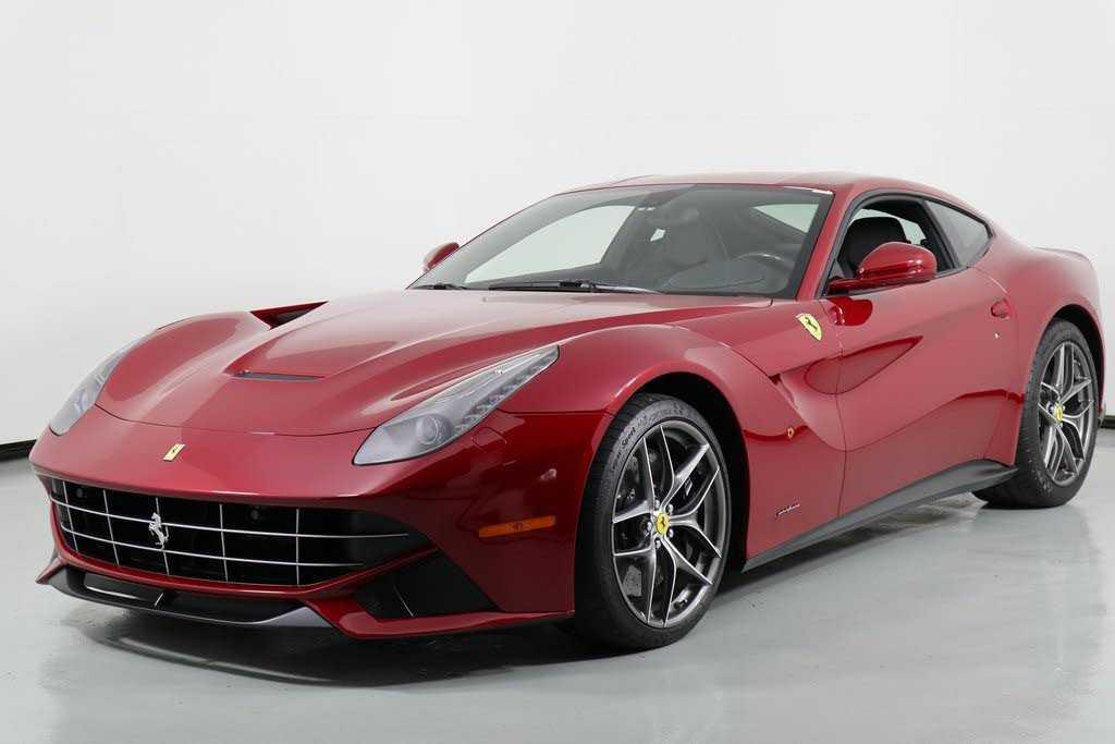 used Ferrari F12 Berlinetta 2015 vin: ZFF74UFA8F0211631