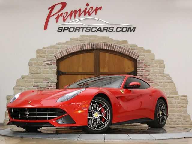 Ferrari F12 Berlinetta 2015 $289595.00 incacar.com